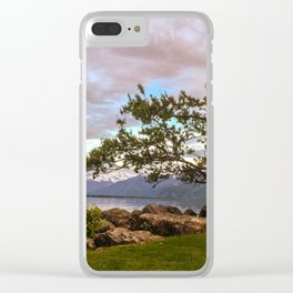 Scenics - Nature Clear iPhone Case