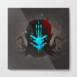 Isaac... Metal Print