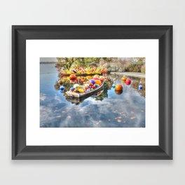 Floating Glass Framed Art Print