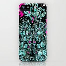MAKINAH iPhone Case