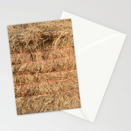 Hay Bales Stationery Cards