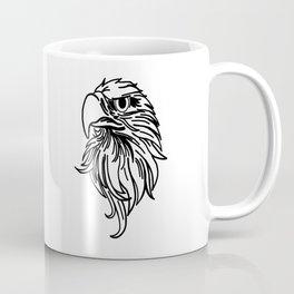 Eagle Head Coffee Mug