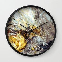 Beatiful Chaos Wall Clock