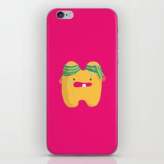 letter H iPhone & iPod Skin