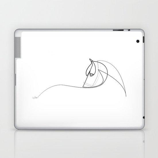 Pony line Laptop & iPad Skin
