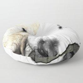 Five Minutes Peace Floor Pillow