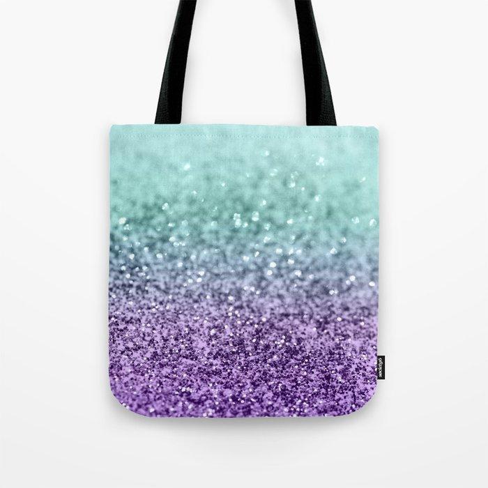 Mermaid Girls Glitter #9 #shiny #decor #art #society6 Tote Bag