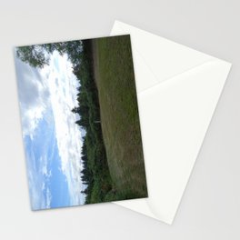 Vashon Garden Scene Stationery Cards