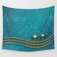 decorative Wall Tapestries featuring Decorative design by nicky2342