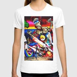 Hipster Jesus  T-shirt