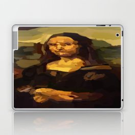 Mona Lisa Laptop & iPad Skin
