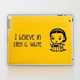 I believe in Ellen G. white Laptop & iPad Skin