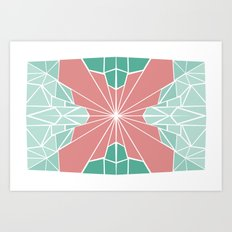 The Deco Art Print