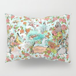 Fairy Tale Tapestry Pillow Sham