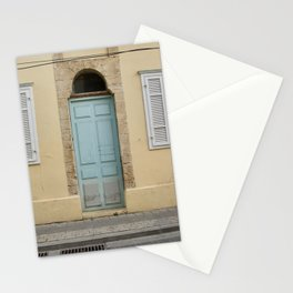 The Streets Of Tel-Aviv Stationery Cards