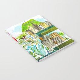 J007: urban jungle Notebook