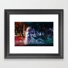 Narcisse Framed Art Print