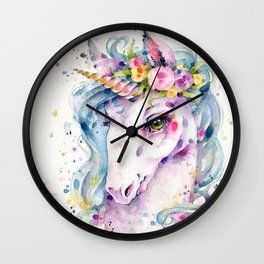 Little Unicorn Wall Clock