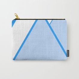 Ice and Mountains Carry-All Pouch