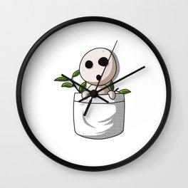 Kodama pocket Wall Clock