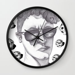 The DM Wall Clock