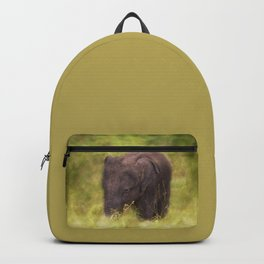 Elephant Baby Backpack