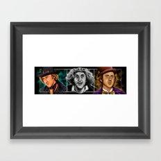The Wilder Trifecta Framed Art Print