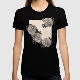 Flowers on a winter day T-shirt