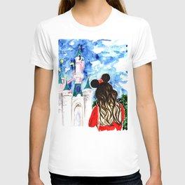 Take me to Disneyland T-shirt