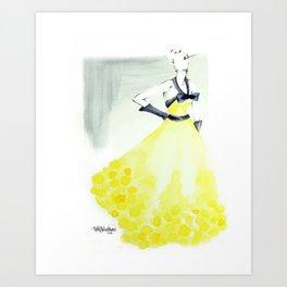 Estella Art Print