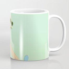 Ukulele Girl Coffee Mug