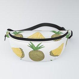 Pineapple pattern Fanny Pack