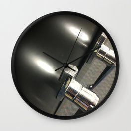 Lighters. Fashion Textures Wall Clock