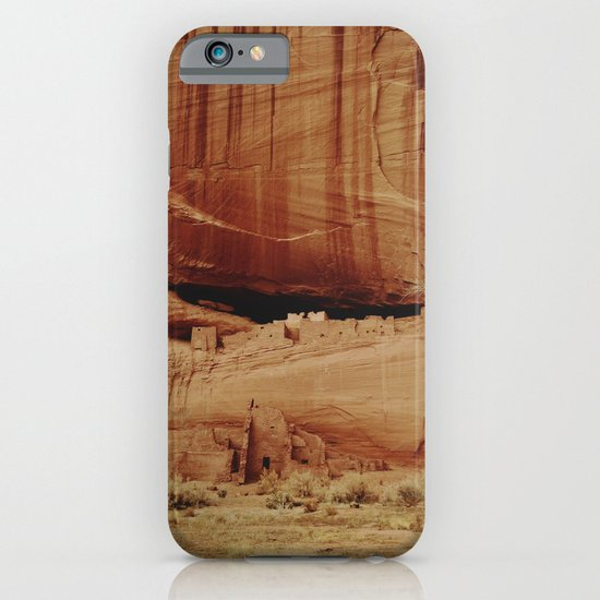 White House Ruins iPhone & iPod Case