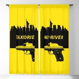 Taxi Driver Blackout Curtain