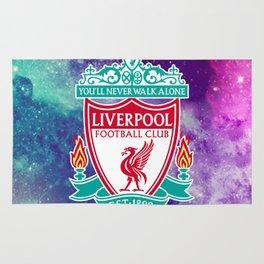 Liverpool FC Galaxy Rug