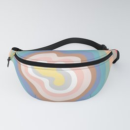 Green River Canyon Stripes Fanny Pack