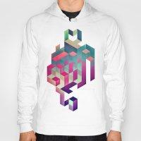 spires Hoodies featuring isyhyrtt dyymyndd spyyre by Spires