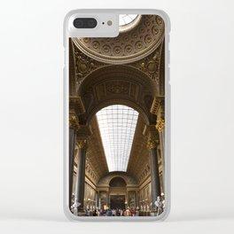 Versailles ... sighhhh Clear iPhone Case