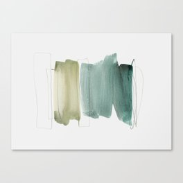 minimalism 5 Canvas Print