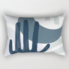 Touch the Moon Rectangular Pillow