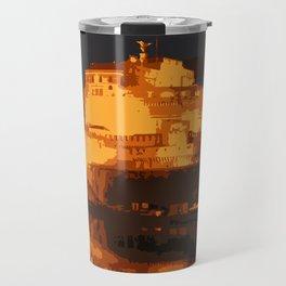 Castel Sant'Angelo, Summer Evening Travel Mug