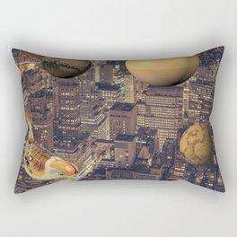ON TIME Rectangular Pillow