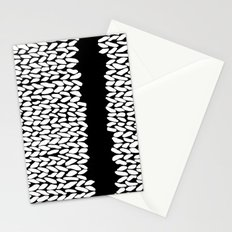 Missing Knit On Side Stationery Cards