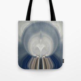 Crystal Ball Hope Prophesy Tote Bag
