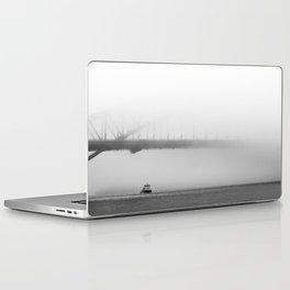 Moody Sydney Bridge Laptop & iPad Skin