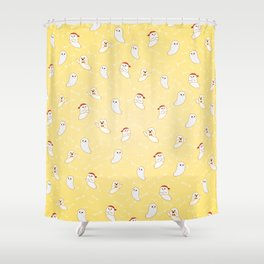 Ghosts Shower Curtain