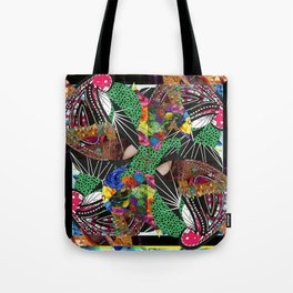 Elephant's Dream Tote Bag