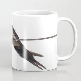 Red-Rumped Swallow Vector Background Removed Coffee Mug