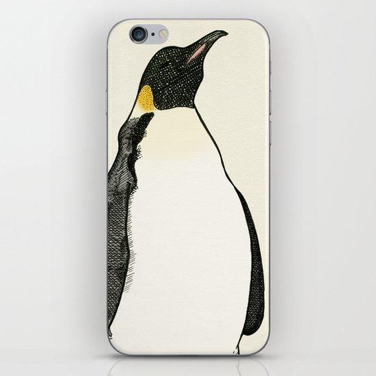 Emperor Penguin iPhone Skin